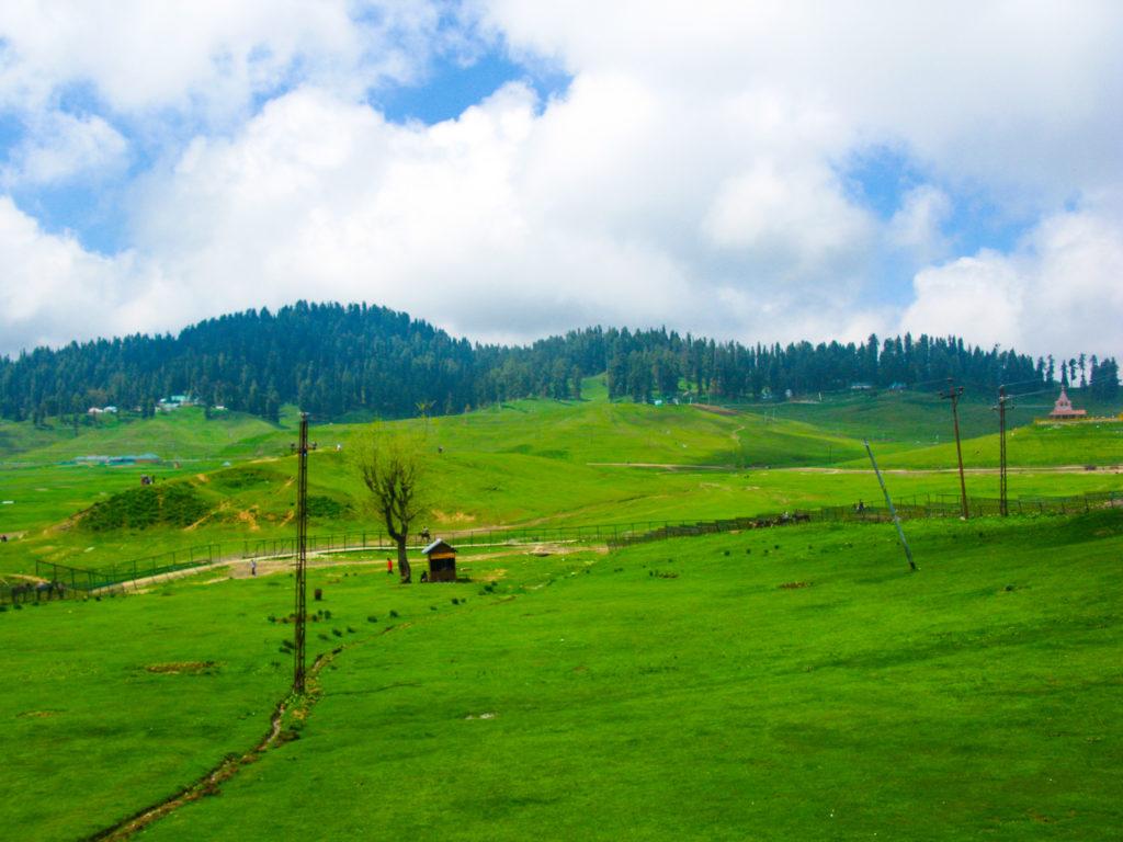 Scenic beauty of Kashmir