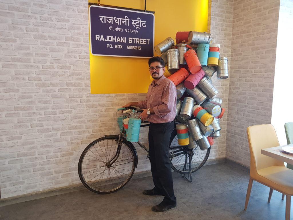 Rajdhani Street