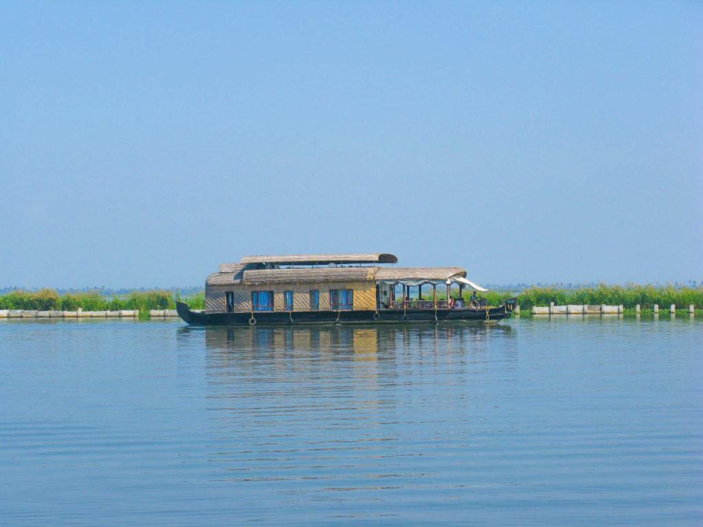 Alapuzha house boat