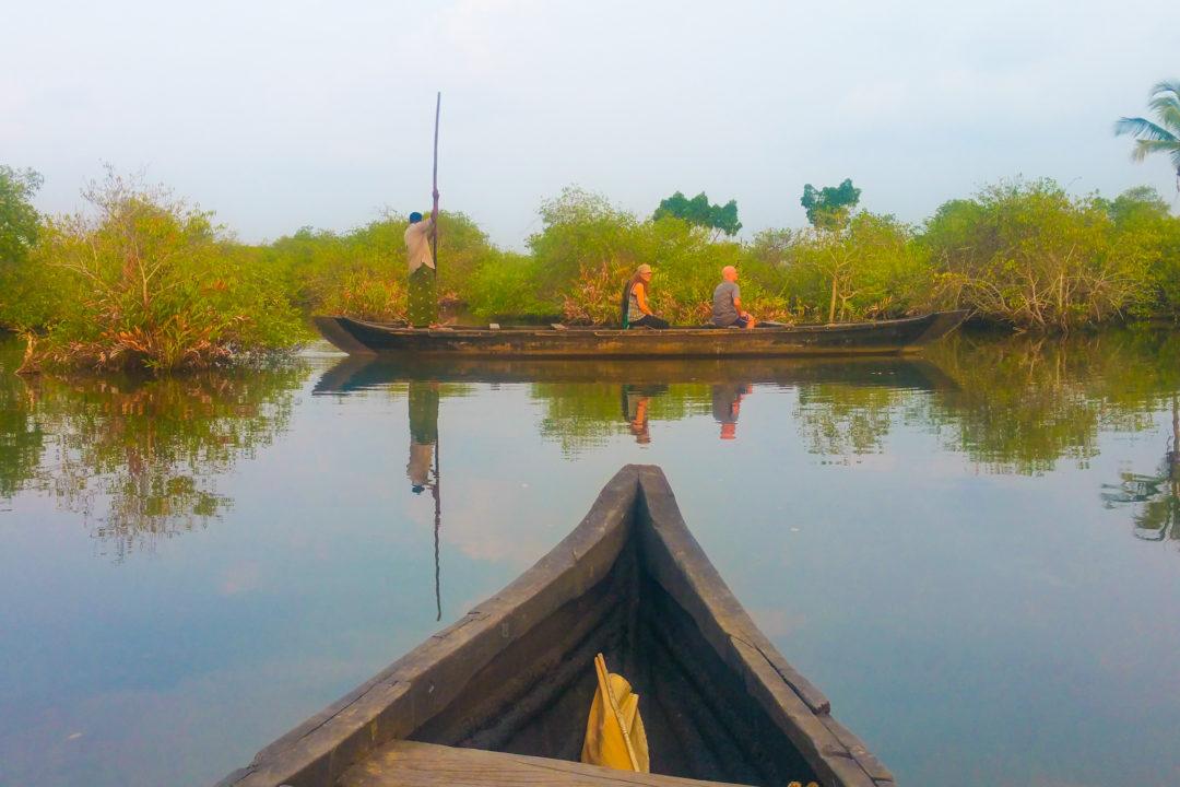 Monroe Island, Kerala