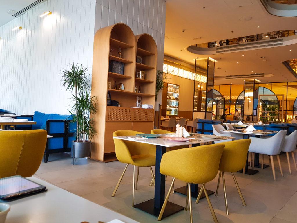 Ana restaurant, Dubai Mall