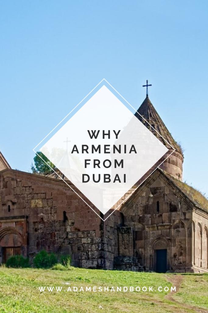 Trip To Armenia From Dubai