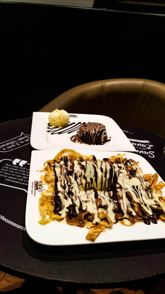 A Luscious Treat From Choco Monarch