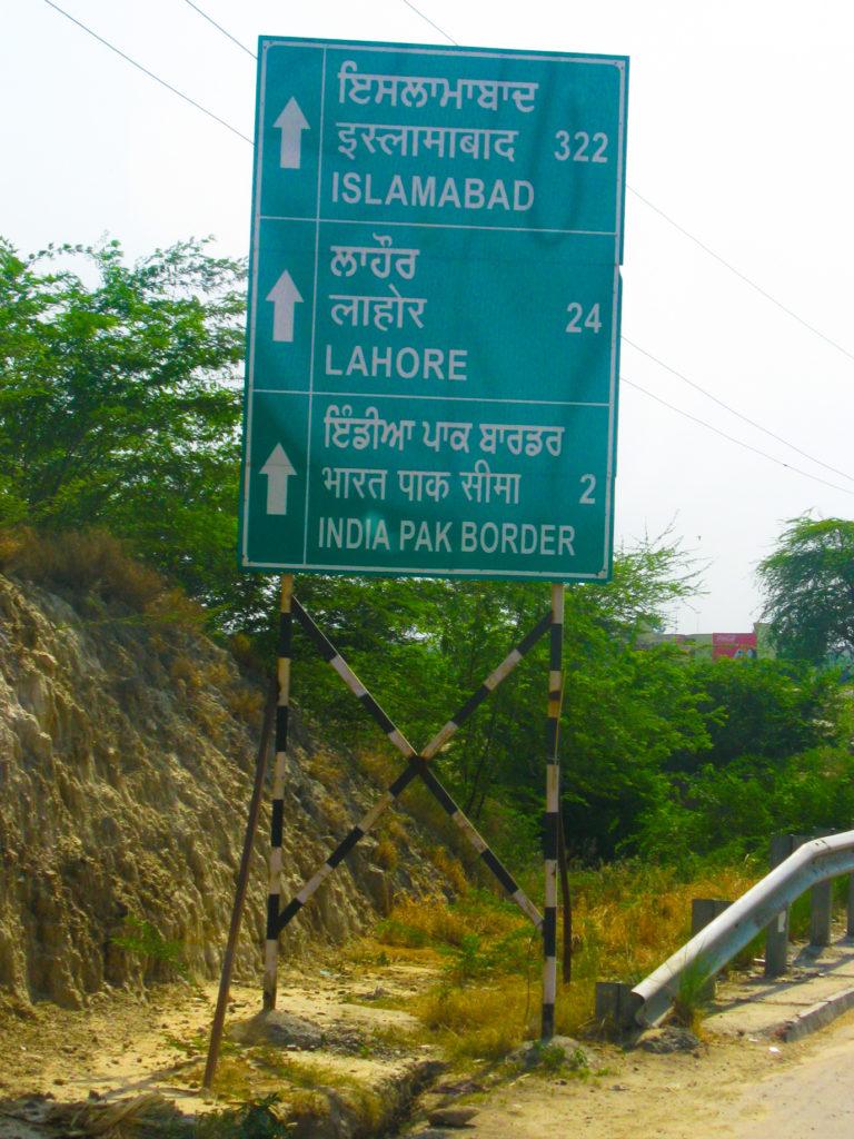 Indo- Pak Border