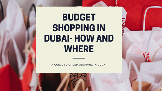 cheap shopping in dubai