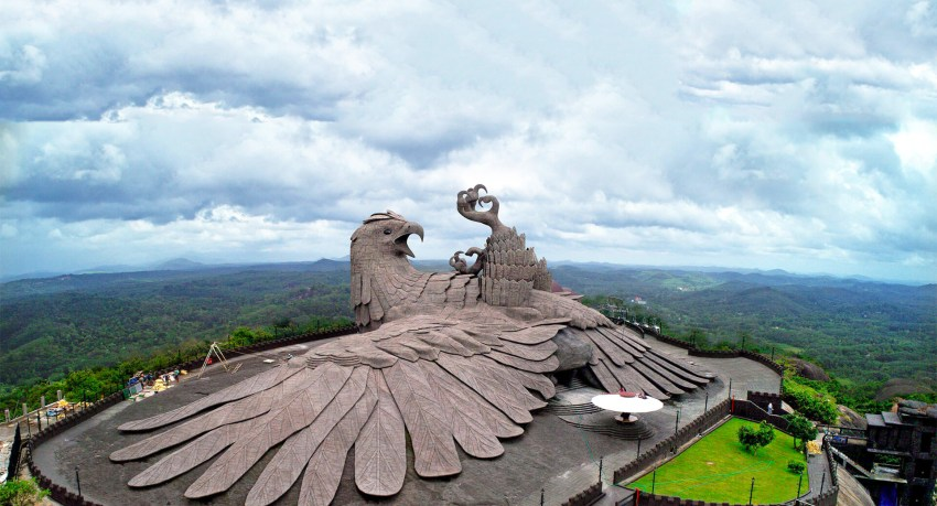 Jatayu Earth's Center