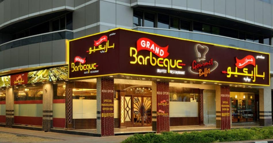 Grand Barbeque Restaurant