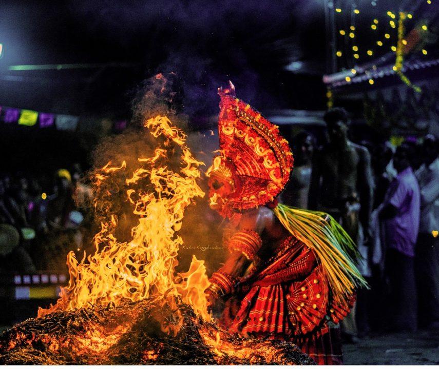 Theyyam
