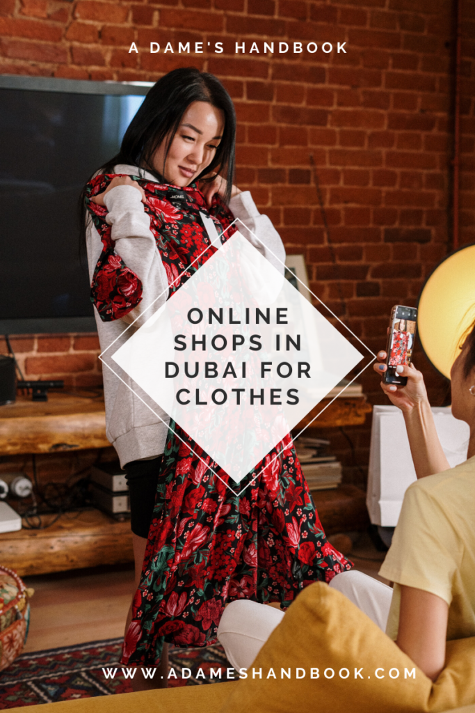 Online Shopping In Dubai For Clothes