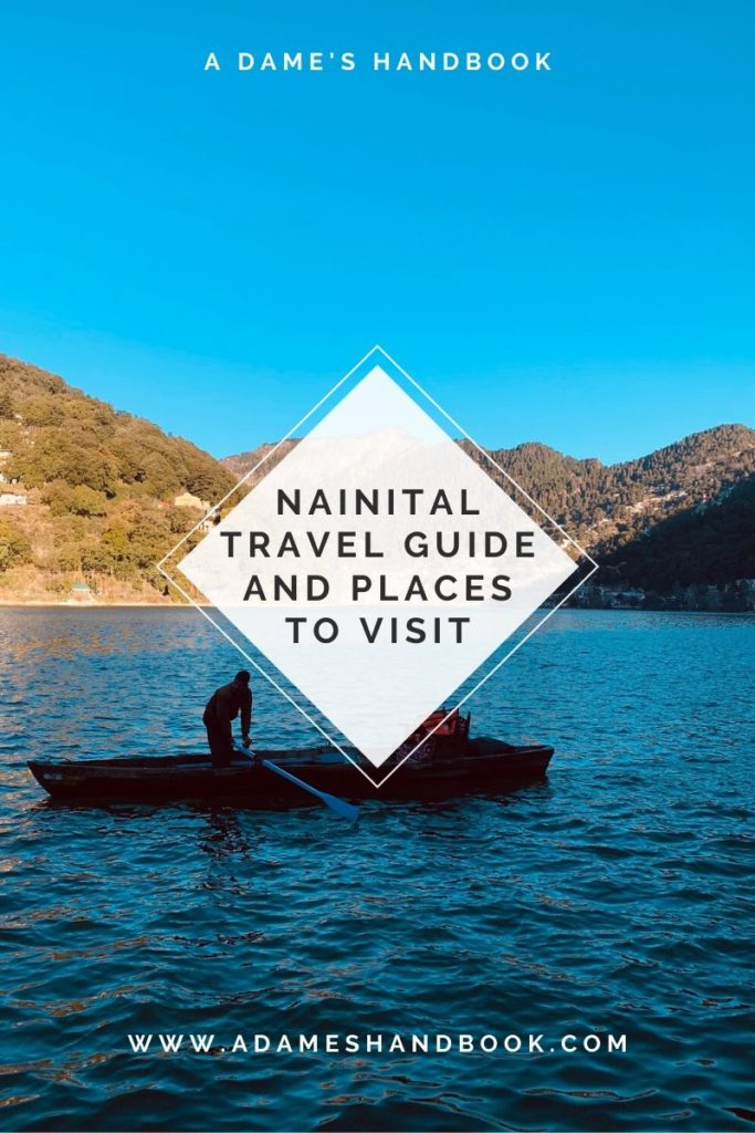 Places To Visit In Nainital in 2 Days