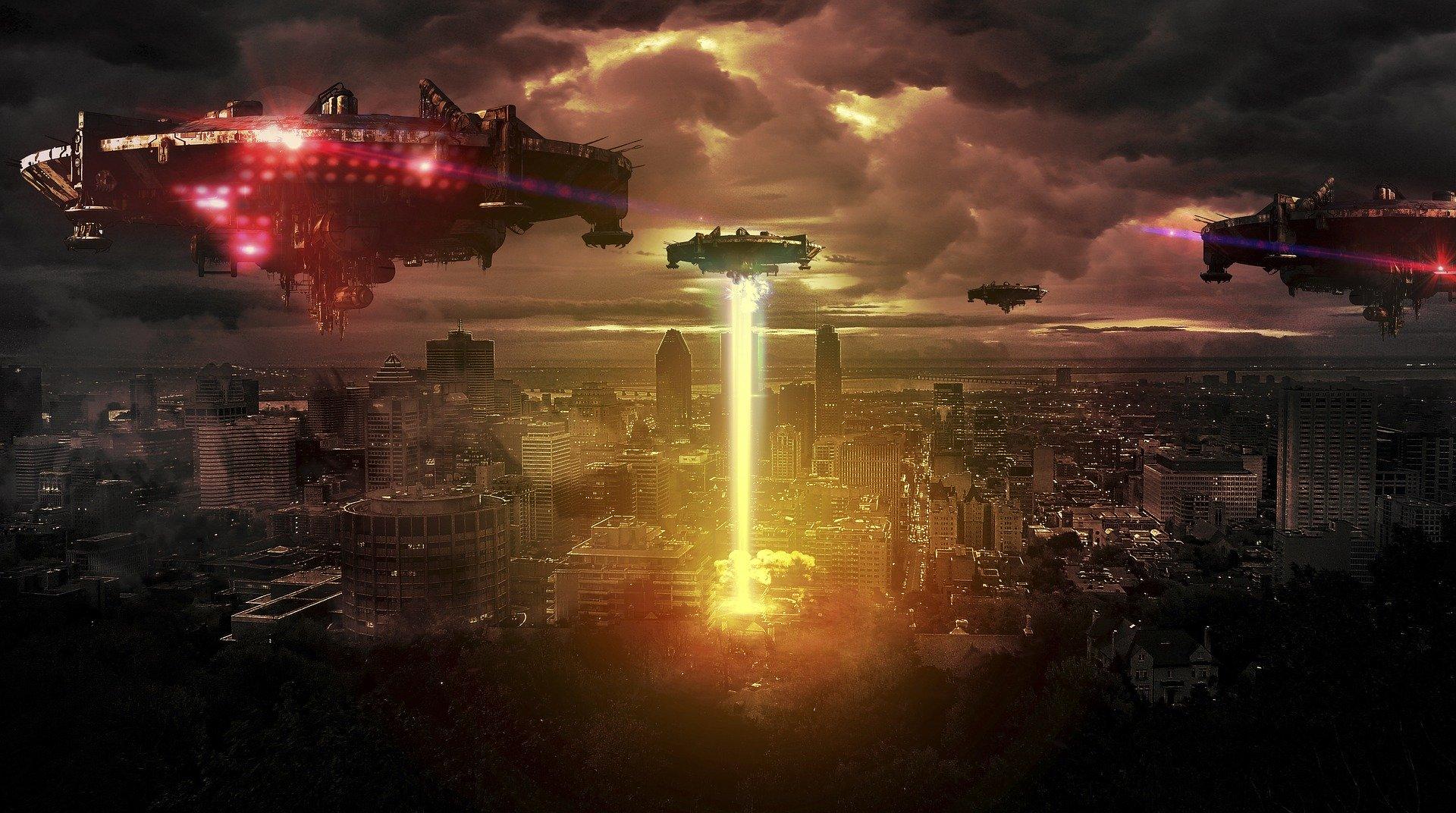 Alien Invasion- tips to survive