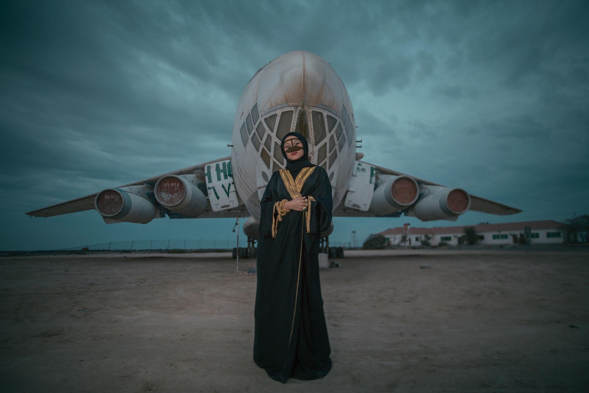Velvet Abaya Styles
