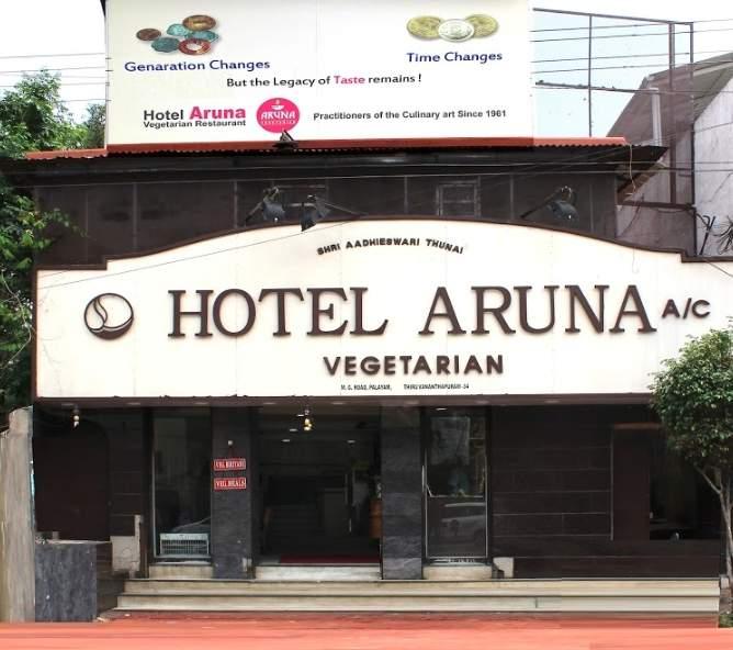 Best Restaurants In Trivandrum