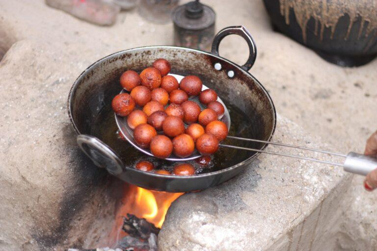 Easy Gulab Jamun Recipe