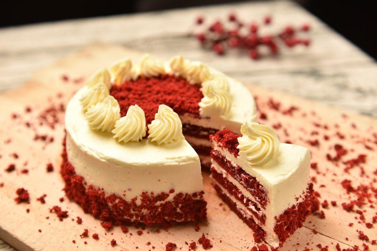 Red Velvet Cake Recipe Homemade