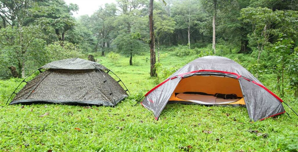 Tent stay in Gavi