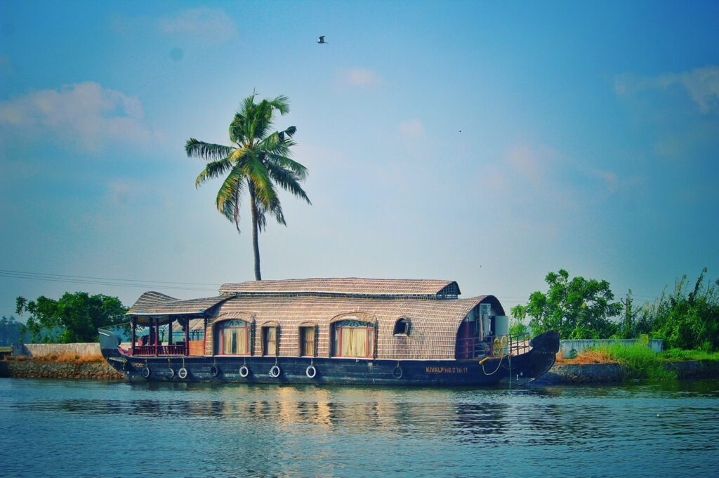 house boat Alappuzha